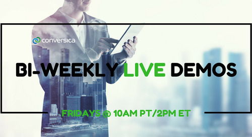 Friday Live Demos -  watch AI engage leads in real conversations
