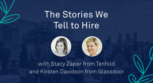 """Stacy Zapar & Kirsten Davidson - """"The Stories We Tell to Hire"""""""