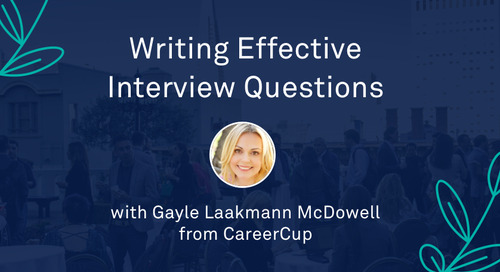 """Gayle Laakmann McDowell - """"Writing Effective Interview Questions"""""""