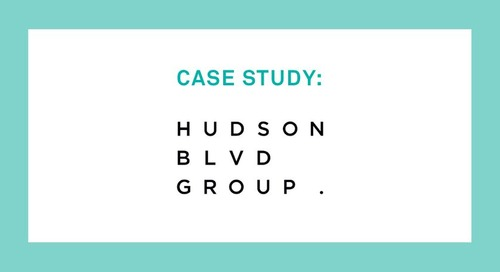 Merger and Talent Acquisition at Hudson Blvd Group
