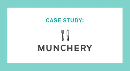 Making Data-Driven Decisions at Munchery