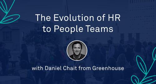 "Keynote - ""The Evolution of HR to People Teams"""