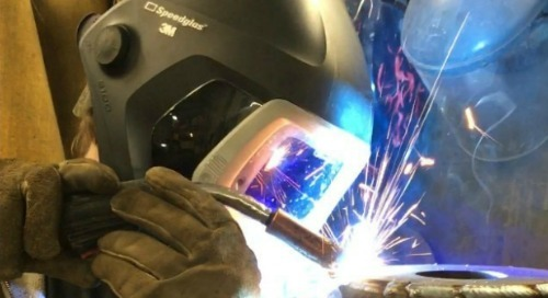 Welding his way to victory: How Rory Emms crushed Skills Manitoba with the 9100XXi by his side