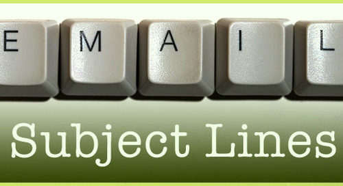 6 Email Subject Line Ideas Every Sales Development Rep Should Try