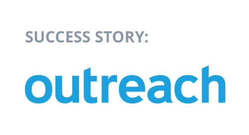 Accurate Data & Streamlined Workflows Boost Outreach's SDR Productivity