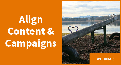 Improve Conversion Rates With Content-Enabled Campaigns!