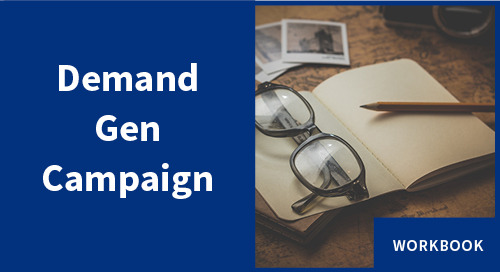Workbook: Your Interactive Demand Gen Campaign