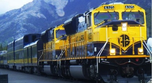 Make a train trip part of your next vacation!