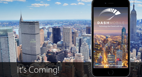 Another great Dash Mobile update will be here soon!