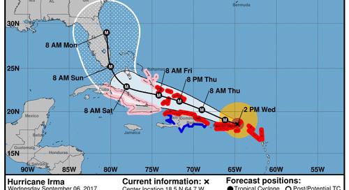 iJET: Hurricane Irma update
