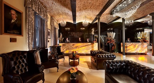 Discover One of London's Most Distinctive Stays: The Montcalm at the Brewery