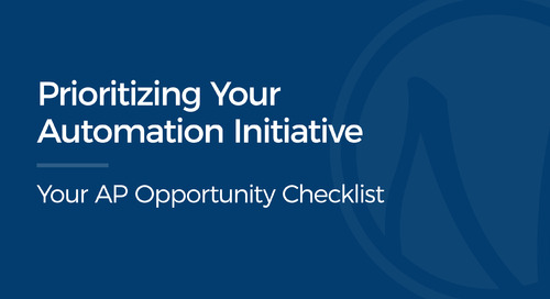 Prioritizing Your Automation Initiative