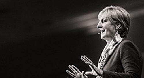 Susan Devore Breakthroughs 2016 - Care is a Verb