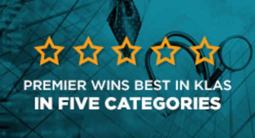 Premier is Best Overall Healthcare Management Consulting Firm