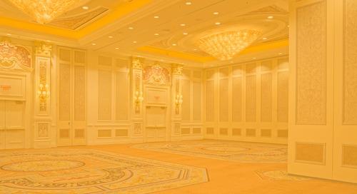 Las Vegas Sands Candelabra LEDs