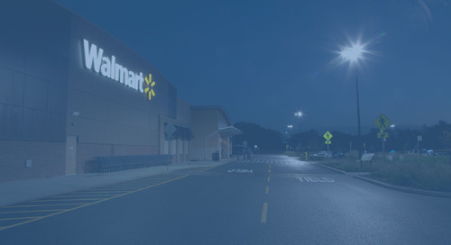 Walmart's First All-LED Store