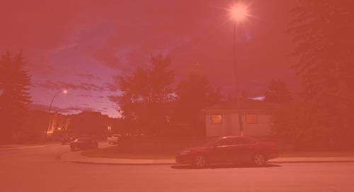 The City of Calgary, Lighting the Way