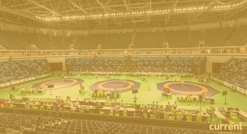 Current Goes for Gold at 2016 Rio Summer Olympics