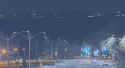City of Hamilton Evolves with GE LED