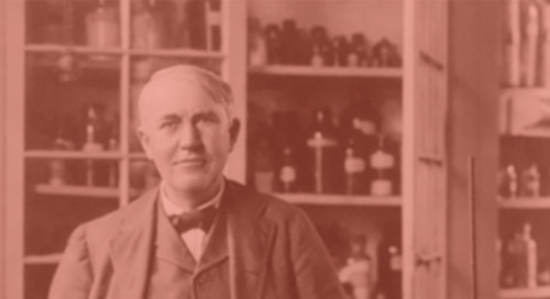 Thomas Edison and GE