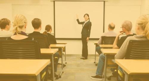 Classes at The Institute