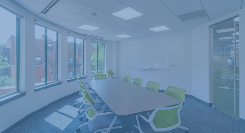 GE Builds a Better Office with LED