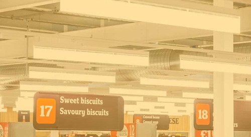 Sainsbury's puts the spotlight on energy efficiency in stores across the UK