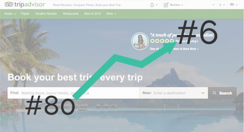 7 Ways to Improve TripAdvisor Performance