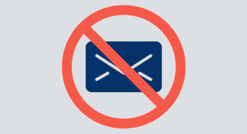10 Don'ts of Email Marketing
