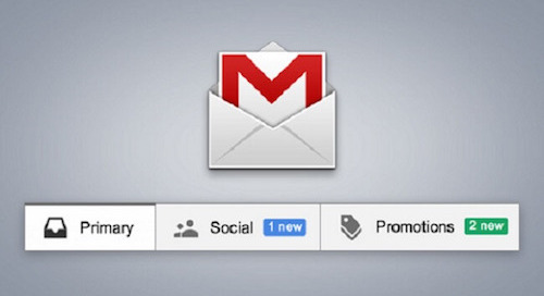 The Impact of Gmail Tabs on Email Behavior