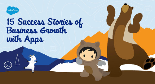 15 Success Stories of Business Growth with Apps