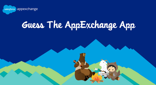 Guess The AppExchange App from Customer Trailblazer Reviews
