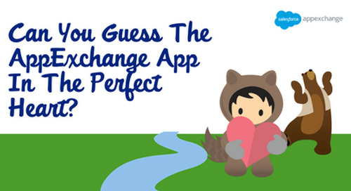 Can You Guess The AppExchange App In The Perfect Heart?