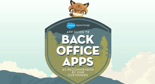 App Guide: Back Office Apps Recommended by Salesforce Customers
