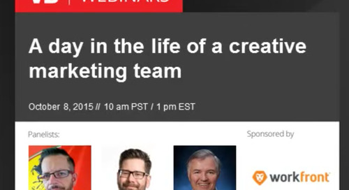 A Day in the Life of an Agile Creative Marketing Team