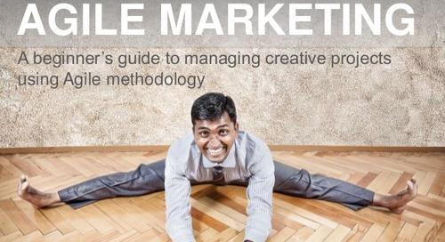 """Slideshare: """"Agile Marketing: A Beginner's Guide"""""""