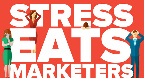 Stress Eats Marketers