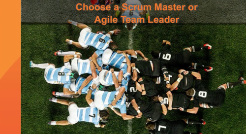 6 Easy Steps to Becoming an Agile Marketing Team