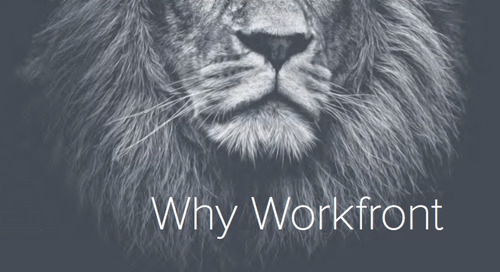 Why Workfront