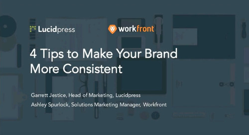 4 Tips to Make Your Brand More Consistent