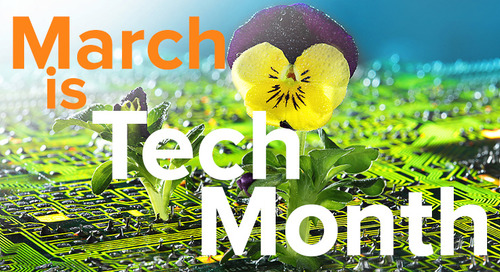 March is Tech Month