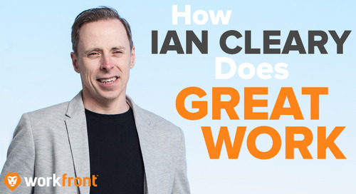 Off-Mic with Masterful Marketers: How Ian Cleary Does Great Work