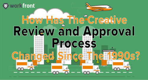 How Has the Creative Review and Approval Process Changed Since the 1990s?