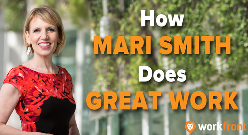 Off-Mic with Masterful Marketers: How Mari Smith Does Great Work