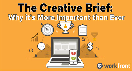 The Creative Brief: Why it's More Important than Ever