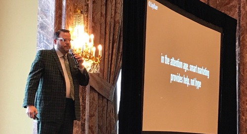 "4 Key Takeaways from Jay Baer's ""Youtility"" Session at 2017 Leap"