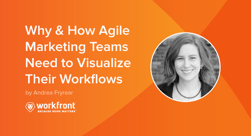 How to Visualize Your Agile Marketing Workflow (and Why You Should) with Andrea Fryrear