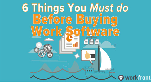 6 Things You Must Do Before Buying Work Software