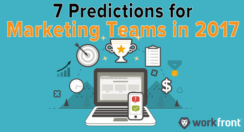 7 Predictions for Marketing Teams in 2017