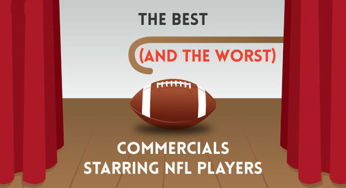 The Best (and the Worst) Commercials Starring NFL Players